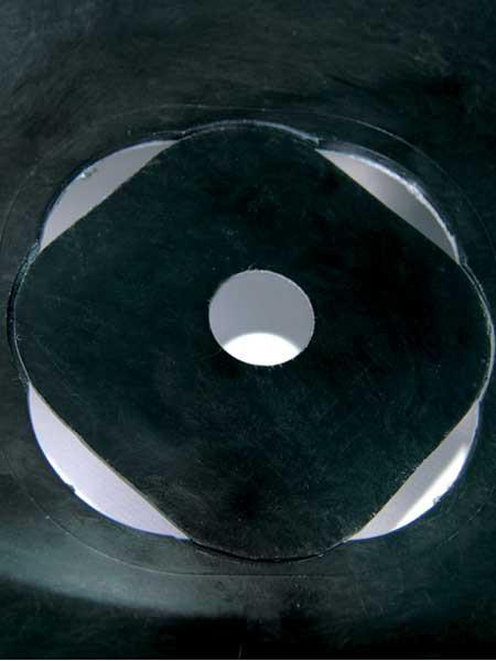 GFK-Abdeckung rund A120 - XXL Produkt (Art.Nr.15059)