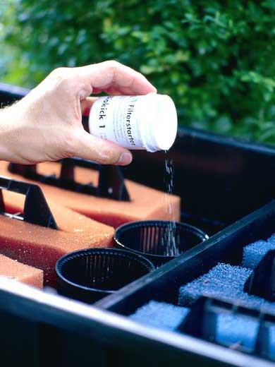 FiltoClear 30000 Set Druckfilter-Komplettsystem mit Reinigungsfunktion von OASE (Art.Nr.50885)