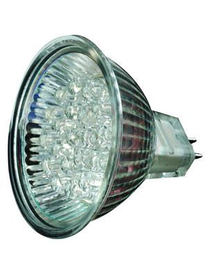 LED-Einheit MR16 GU5.3 mit 20 Einzel-LEDs (Art.Nr. 6022101)