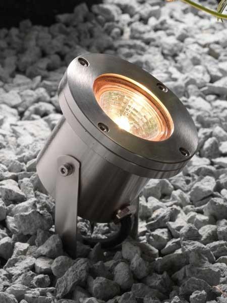Teich/Garten-Spotstrahler 'Arigo LED von Garden-Lights (Art.Nr. 4116601)