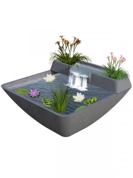 Fountain Pond Waterfall von Velda (Art.Nr.123519)