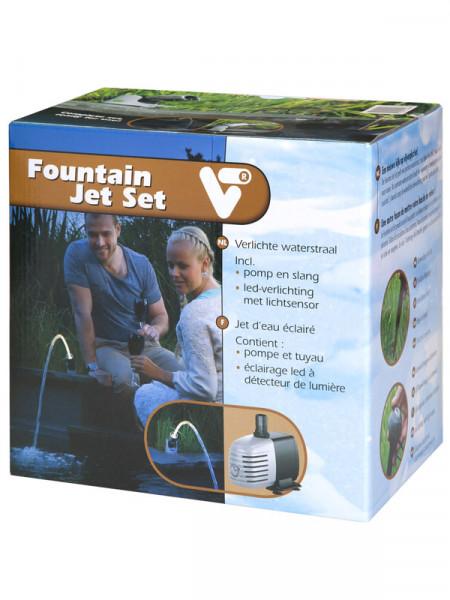 Fountain Jet Set verpackt