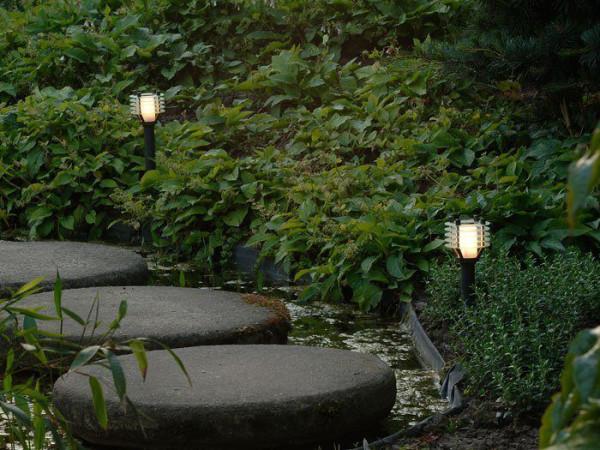 Gartenleuchte 'Larix LED' von Garden-Lights (Art.Nr. 2572061)