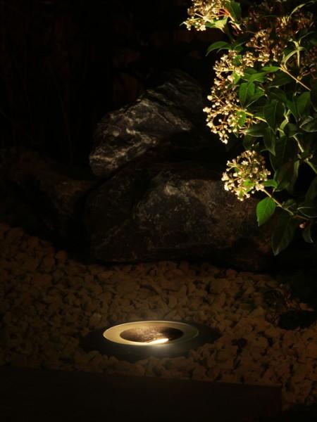 smarte Einbauleuchte 'Rubum Plus' von Garden-Lights (Art.Nr. 3197011)