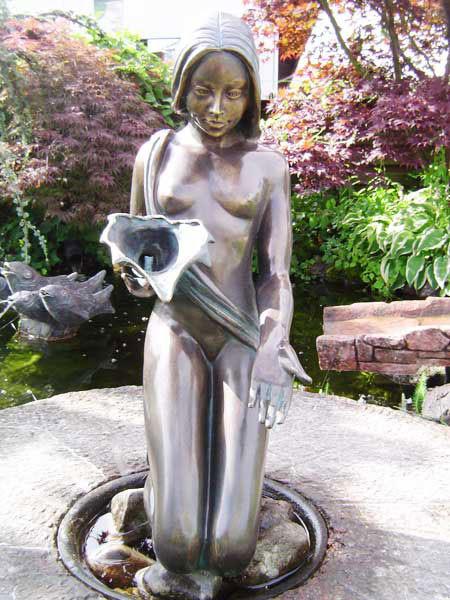 Bronzefigur Noèlle (Art.Nr. 88379)