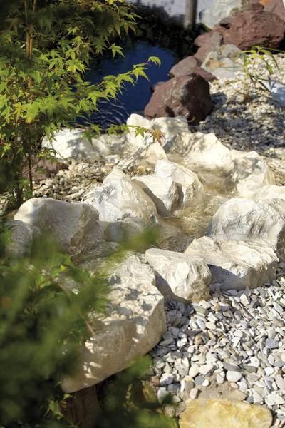 Bachlaufelement 'Gerade' sand von OASE (Art.Nr. 50413)