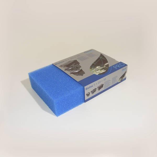 Ersatzfilterschwamm, blau (Art.Nr. 54031)