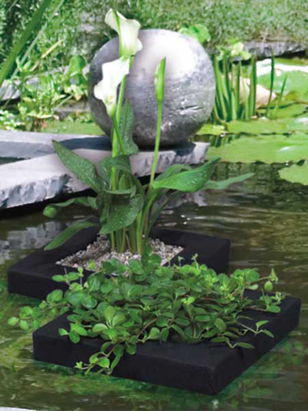Floating Plant Island, ø 25 cm (Art.Nr. Vel127572)