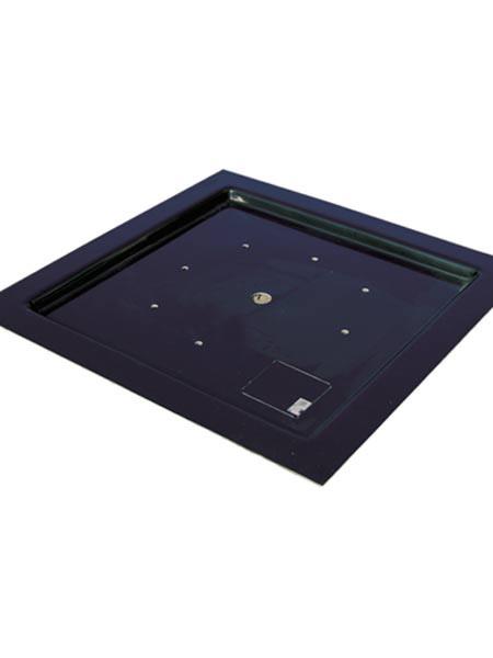 GFK-Abdeckung eckig AE120 - XXL-Produkt (Art.Nr. 15042)