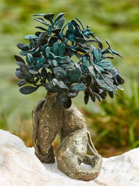 Bronzefigur Bonsai groß(Art.Nr. 88791)