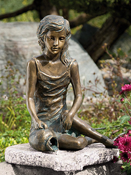 Bronzefigur Malin (Art.Nr. 88070)