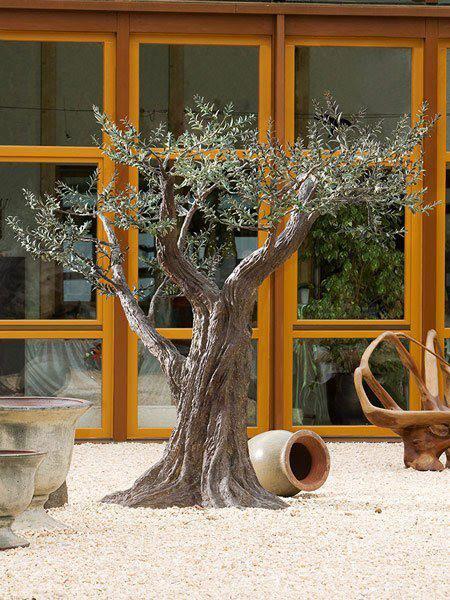 Bronzefigur Olivenbaum (Art.Nr. 88768)