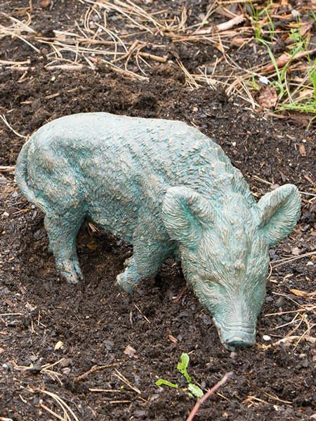 Bronzefigur Frischling 3 (Art.Nr. 88464)