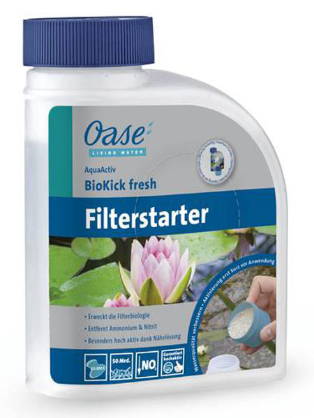OASE AquaActiv Biokick fresh Filterstarter