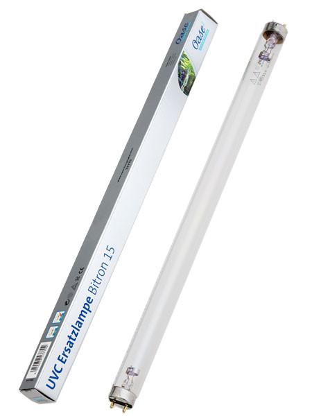 UVC-Ersatzleuchten 15 Watt (Art.Nr. 53770)