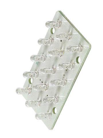 LED-Einheit mit 15 Einzel-LEDs (Art.Nr. 1072101)