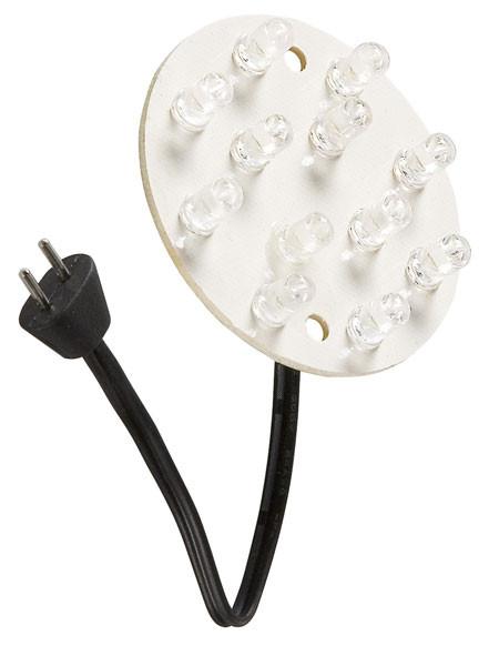 LED-Einheit GU5.3 mit 12 Einzel-LEDs (Art.Nr.1068101)