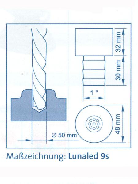 LunaLed 9s von OASE (Art.Nr.50115)