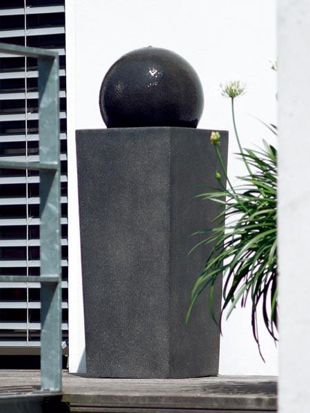In- & Outdoorbrunnen 'Preto' (Art.Nr. EM8512114106)