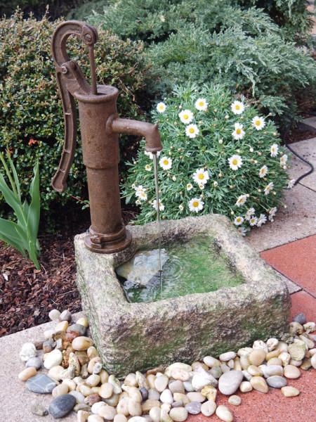 Brunnen Polenca