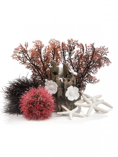 biOrb Decor Set Red Forest