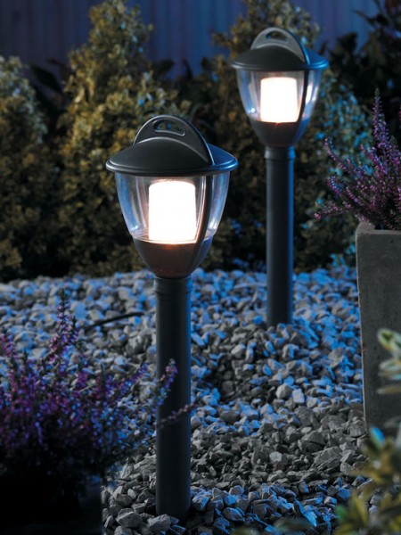 Gartenleuchte 'Laurus LED' von Garden-Lights (Art.Nr. 2573061)