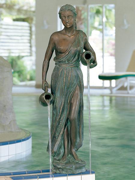 Bronzefigur Kassandra (Art.Nr. 88125)