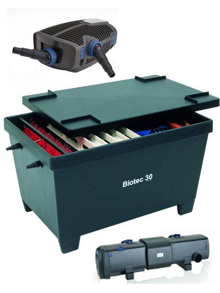 BioTec Set 65Komplett-Filtersystem von OASE