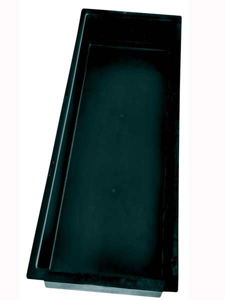 GFK-Becken eckig E360 - XXL-Produkt (Art.Nr.15035)