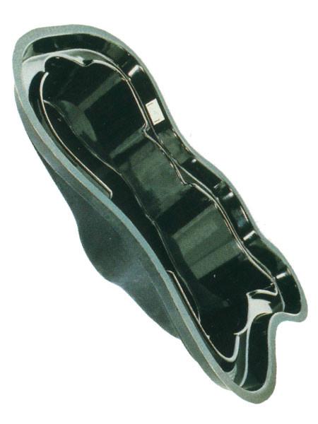 Teichbecken 173 Koi (GFK) - XXL-Produkt