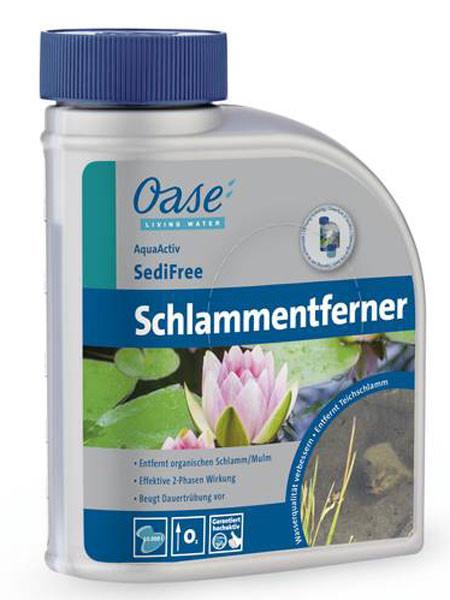 AquaActiv SediFree Schlammentferner 500 ml